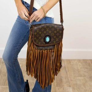Revamped Louis Vuitton Bag